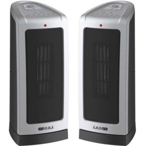 The Lasko 5309 Electronic Oscillating ceramic Tower Heater