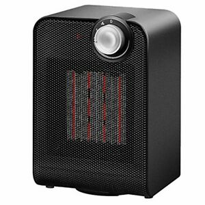 The Vivreal Space Heater with oscillation feature, helps with eating in 1 Seconds: The PTC ceramics produce a large amount of heat quickly at a power of 1000 watt or 1500watt, and propagate heat through the aluminium radiator.