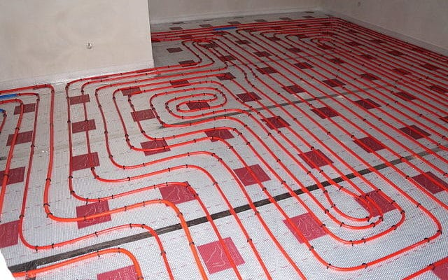 Reviews of best underfloor radiant heating systems