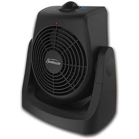 Best Reviews Guide analyzes and compares all Sunbeam Heaters of 2019. Read unbiased Sunbeam space heater reviews and find the top-rated Sunbeam space ... SUNBEAM Fan Heater, 1 Touch Electric Thermostat,alci Plug SFH442.