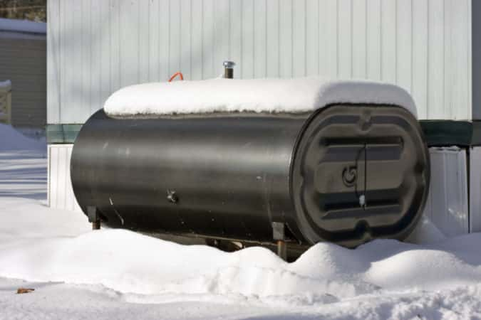 Your heating oil tank is an important part of your heating system, ensure to clean it regularly.