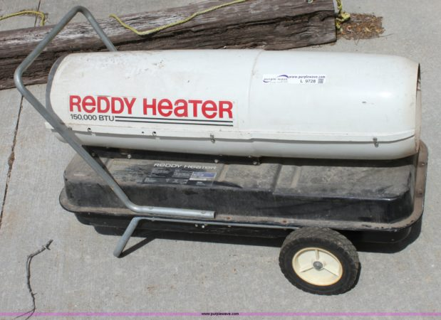 Troubleshooting steps for reddy heaters