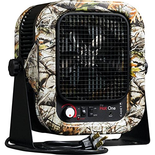 The Cadet RCP402S portable space heater by Cadet is perfect for moving around to exactly where you need it, when you need to move it.