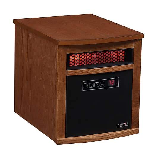 The Best Portable Infrared Heater Consumer Reports are essential for warming up a room. The duraflame 9HM8101-O142 infrared quartz heater reviews.