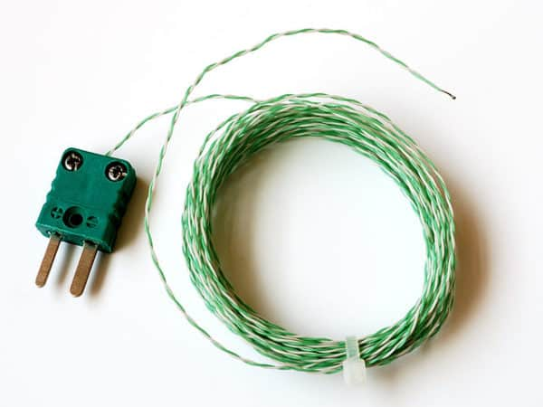 Ensure is thermocouple is operating normally