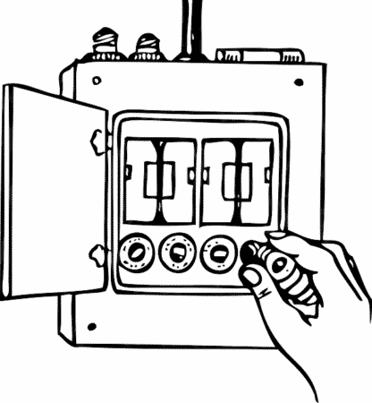 Fuses can be checked quite easily using a multimeter.