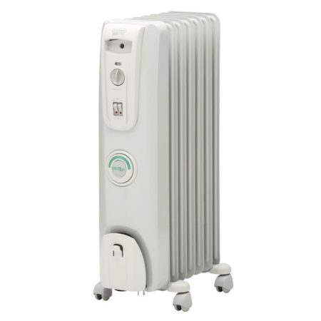 DeLonghi MG7307CM Safeheat 1500W ComforTemp Portable Oil Filled Radiator Heater. To be able to fully enjoy this heater, you can use the ComforTemp function.