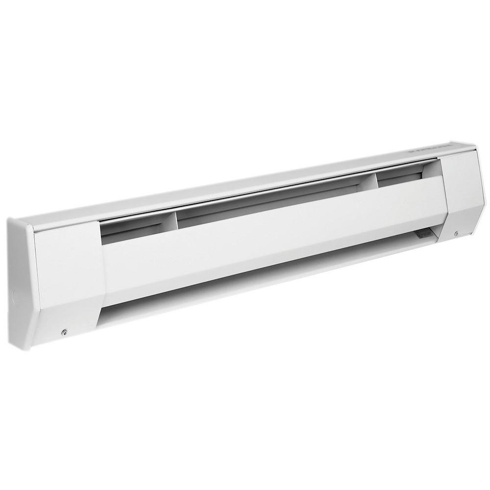See More Reviews about King Electric 4K1210BW K Series Baseboard Heater 4-Foot / 1000-Watt / 120-Volt Bright White from Qlabe.